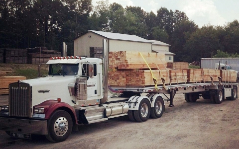 Mitcheltree Brothers lumber